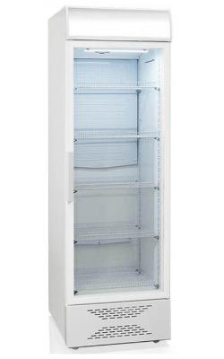 лучшая цена Холодильная витрина Бирюса Б-520PN белый (однокамерный)