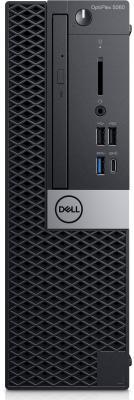 Dell Optiplex 5060 Micro Core i3-8100T (3,1GHz) 4GB (1x4GB) DDR4 128GB SSDIntel UHD 630 W10 Pro TPM 3 years NBD системный блок dell optiplex 3050 sff i3 6100 3 7ghz 4gb 500gb hd620 dvd rw linux клавиатура мышь черный 3050 0405
