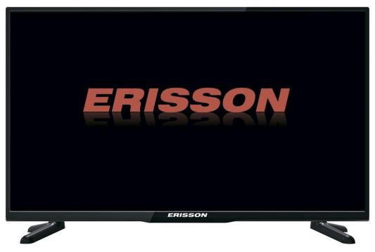Телевизор Erisson 32LES50T2SM черный телевизор erisson ules 76 t2 uhd 55 139 7 см
