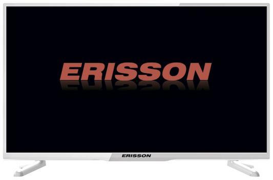 Телевизор Erisson 32LES58T2WSM белый erisson 24les78t2 белый