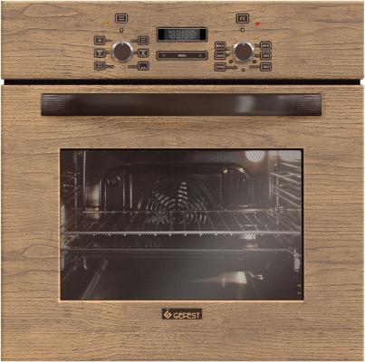 Электрический шкаф Gefest ДА 622-02 К47 коричневый