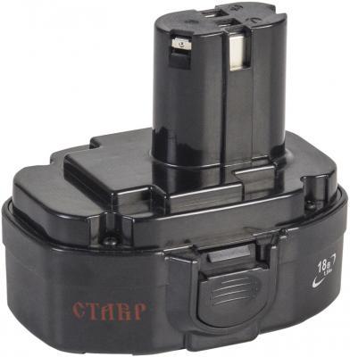 Аккумулятор для Ставр Ni-Cd Ставр ДА-18/2М аккумулятор dexter 1 5 ач ni cd 18 в для аккумуляторного инструмента page 8