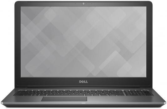 Ноутбук Dell Vostro 5568 i5-7200U (2.5)/4G/1T/15,6FHD AG/NV GTX940MX 2G/noODD/Backlit/Win10 (5568-7219) Gray ноутбук трансформер dell vostro 5568 5568 2846