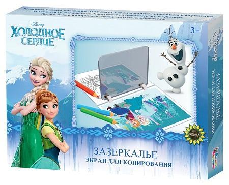 Купить Планшет Десятое Королевство Холодное сердце, разноцветный, Мольберты и доски для детей