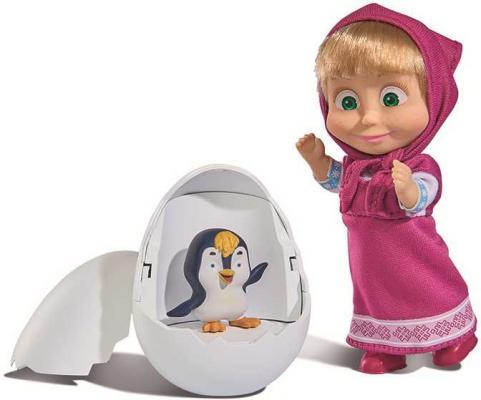 Кукла SIMBA 9301003 Маша с пингвинёнком simba мини кукла маша с белкой