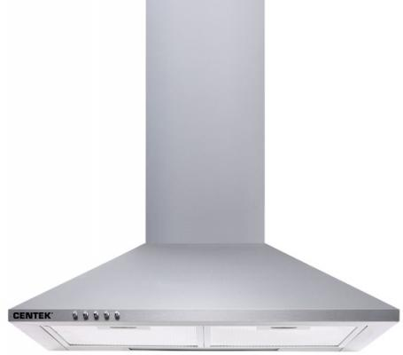 Вытяжка Centek СТ-1820-60 SS кухонная вытяжка centek ct 1840 60 ss