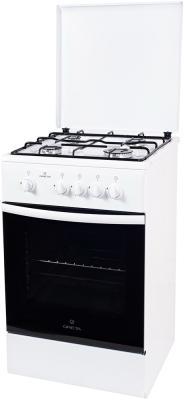 ГП ДЗГА Greta 1470 исп №16 белая газовая плита greta 1470 00 исп 23 белая