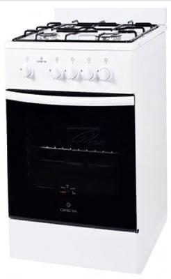 ГП ДЗГА Greta 1470 исп №23 (белая) газовая плита greta 1470 00 исп 23 белая