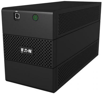 ИБП Eaton 5E650I 650VA Черный ибп cyberpower 650va 360w ut650ei черный