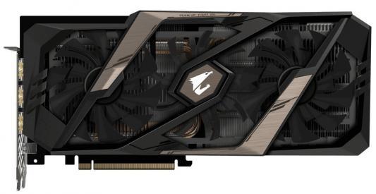 Видеокарта GigaByte nVidia GeForce RTX 2070 AORUS XTREME PCI-E 8192Mb GDDR6 256 Bit Retail (GV-N2070AORUS X-8GC) pci e to