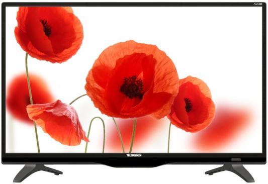 Телевизор Telefunken TF-LED22S62T2 черный телевизор telefunken tf led19s14t2 черный