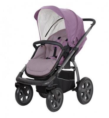 Купить Прогулочная коляска X-Lander X-Move (dusk violet), фиолетовый, Прогулочные коляски