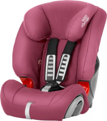 Автокресло Britax Romer Evolva 1-2-3 (wine rose) сверло bosch cyl 5 ф6x100x150мм 2 608 588 145 по бетону