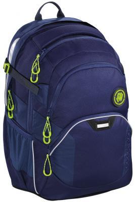 Купить Школьный рюкзак светоотражающие материалы Coocazoo JobJobber: Seaman 30 л синий 00138713, полиэстер, Ранцы, рюкзаки и сумки