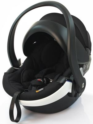 Автокресло BeSafe iZi Go Modular i-Size Wite Edge (fresh black cab) jakcom r3f smart ring size 10 black