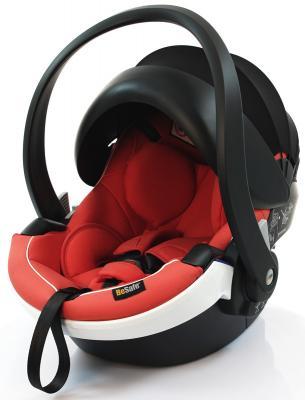 Купить Автокресло BeSafe iZi Go Modular i-Size Wite Edge (sunset melange), Черный, Красный, Белый, Группа 0+ (0-13кг/от рождения до 1 года)