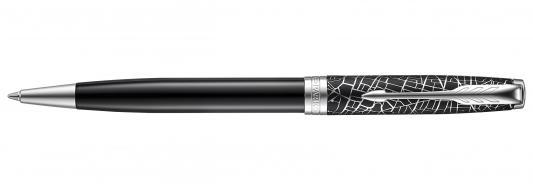 цена на Шариковая ручка поворотная Parker Sonnet SE18 K541 Black CT черный M 2054825
