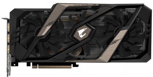 Видеокарта GigaByte nVidia GeForce RTX 2080 AORUS XTREME PCI-E 8192Mb GDDR6 256 Bit Retail