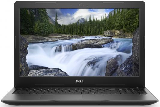 Ноутбук Dell Latitude 3590 Core i3 6006U/4Gb/500Gb/Intel HD Graphics 520/15.6/HD (1366x768)/Linux/black/WiFi/BT/Cam системный блок dell optiplex 3050 sff i3 6100 3 7ghz 4gb 500gb hd620 dvd rw linux клавиатура мышь черный 3050 0405