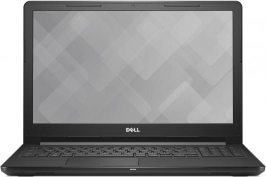 Ноутбук Dell Vostro 3578 Core i3 7020U/4Gb/1Tb/DVD-RW/AMD Radeon 520 2Gb/15.6/FHD (1920x1080)/Linux/black/WiFi/BT/Cam 10 8 lcd display touch screen panel glass digitizer assembly replacement for dell venue 11 pro 7140 t07g002 frame bezel fhd