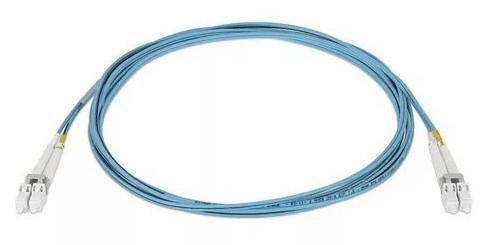 цена на Кабель Патч-корд Lanmaster LAN-2LC-2LC/OM3-6.0 2x50/125 OM3 LC дуплекс-LC дуплекс 6м LSZH голубой