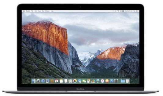 Ноутбук Apple MacBook (Z0TX0005L)