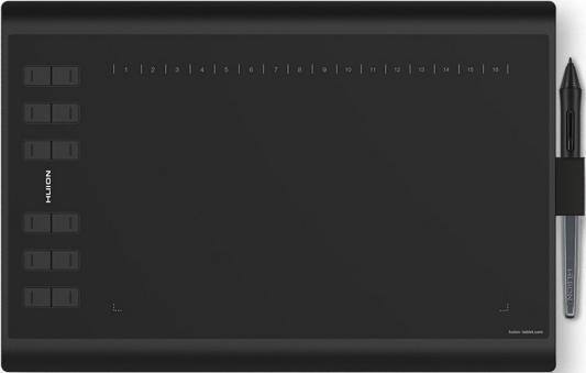 Графический планшет Huion INSPIROY H1060P графический планшет huion 680tf black silver