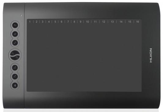 купить Графический планшет Huion H610PRO онлайн
