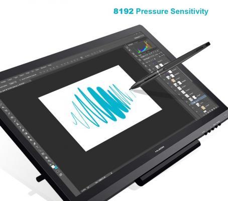 Графический планшет Huion GT-191 графический планшет huion 680tf black silver