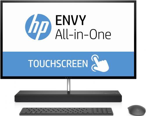 HP Envy 27-b200ur AiO 27(2560x1440 IPS)/Touch/Intel Core i5 8400T(1.7Ghz)/8192Mb/128PCISSD+1000Gb/noDVD/Ext:nVidia GeForce GTX1050(4096Mb)/Cam/BT/WiFi/war 1y/11kg/silver/W10 + WLESS KBD/MOUSE моноблок lenovo ideacentre aio 520 24iku ms silver f0d2003urk intel core i5 7200u 2 5 ghz 8192mb 1000gb dvd rw intel hd graphics wi fi bluetooth cam 23 8 1920x1080 dos