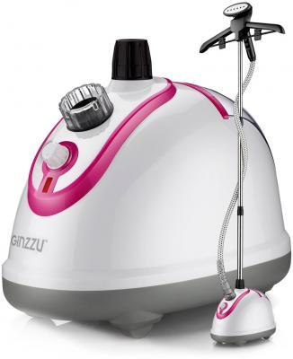 Отпариватель GINZZU HG-107 1800Вт сиреневый белый ginzzu s5050