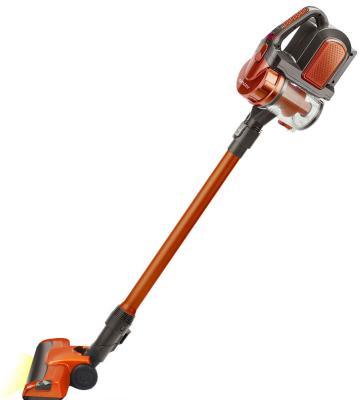 Пылесос GINZZU VS401 сухая уборка оранжевый цена и фото
