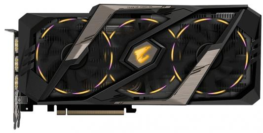 все цены на Видеокарта GigaByte nVidia GeForce RTX 2080 AORUS PCI-E 8192Mb GDDR6 256 Bit Retail (GV-N2080AORUS-8GC) онлайн