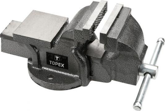 Тиски TOPEX 07A112 125мм