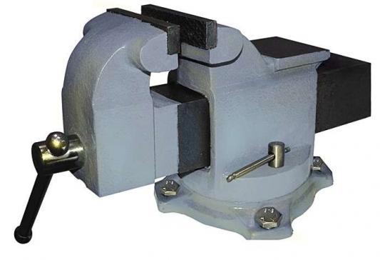 Тиски ЭНКОР 20085 слесарные поворотные 125мм с наковальней тиски stayer master слесарные поворотные 145мм 3256 150