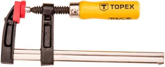 Струбцина TOPEX 12A125 тип F 120x500мм цена