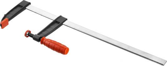 Струбцина ЗУБР 32150-120-500 МАСТЕР тип F, стальная закаленная рейка, 120х500мм струбцина dexx 120х500 мм 3205 120 500