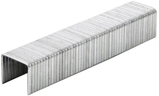 Скобы EUROTEX 032333-010 10мм для меб. степлера шир.10.6мм толщ.1.2мм тип 140 закален. (1250 шт/уп) скобы для степлера santool 032331 010