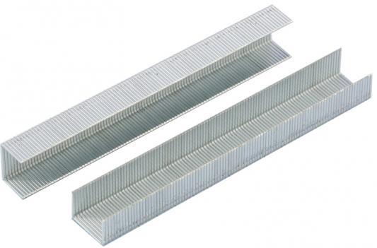 Скобы для степлера Gross 8 мм 1000 шт gross 20801