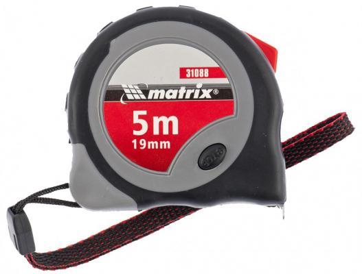 Рулетка Matrix 31088 5мx19мм рулетка matrix 31029