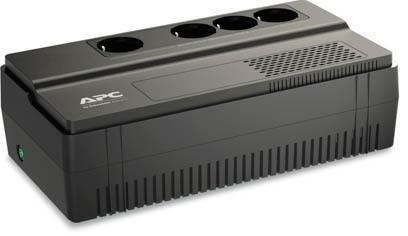 ИБП APC BV1000I-GR 1000VA Черный ибп apc smart 1000va smc1000i