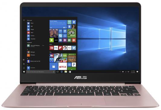 Ноутбук ASUS Zenbook UX430UA-GV286R (90NB0EC4-M13800) ноутбук asus zenbook ux430un gv135t 90nb0gh1 m02820