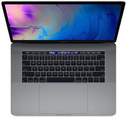 Ноутбук Apple MacBook Pro (Z0V0000T8) ноутбук apple macbook pro 15 mid2018 z0v0000t2