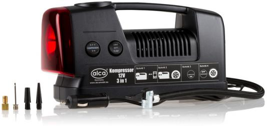 Компрессор ALCA нонстоп 219000 300 PSI (3 в 1), 21 бар. компрессор для шин e74 auto 12v 150 psi