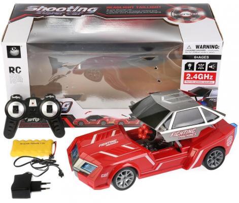 Машинка на радиоуправлении Shantou Машина пластик, металл от 6 лет разноцветный кукла лана брюнетка juan antonio 27 см 1112br