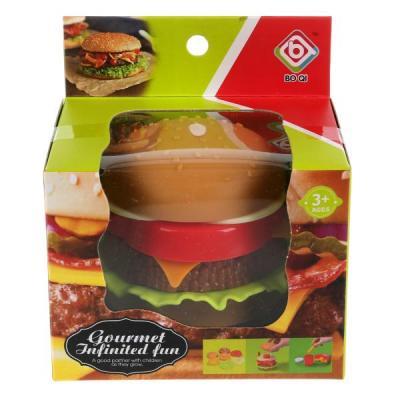 Набор продуктов гамбургер BQ800 в кор. в кор.2*120шт набор фрукты в кор 15наб