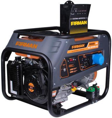 Бензиновый генератор FIRMAN RD8910Е+ATS 6,8кВт 25л 12В электростартер +ATS 2коробки генератор ударник убг 7000 эс 5 5ква 25л 3000об мин