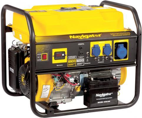 Бензиновый генератор FIRMAN NPG8800E 6,6кВт 25л 12В электростартер цена