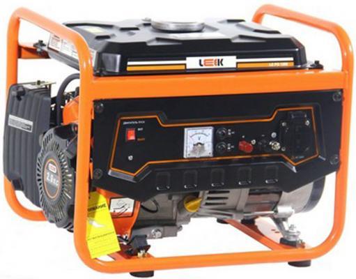 Бензиновый генератор LEEK LE PG 1200 руч./старт-р, 1.2 кВА, 0.9 кВт, 93.5 см3, работа 9 ч leek le ck60 led 5w 3k e27 100
