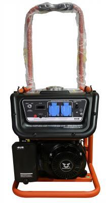 Генератор бензиновый Zongshen KB 3300 E 220 В, кВт 2.8 генератор kronwerk kb 5000